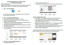 FALCON RF-WIFI telepítési és használati útmutató