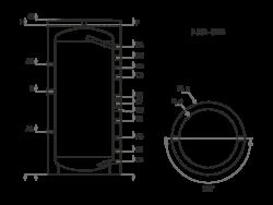 Sunsystem P műszaki adatok