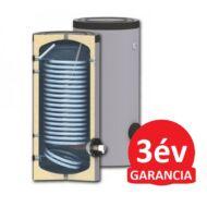 SUNSYSTEM SWP N 150 indirekt használati meleg víz tartály hőszivattyúhoz (150 liter) - 1 hőcserélővel