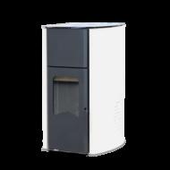 FALCON COMODO CENTRAL P25 vízteres pellet kályha (Fehér)