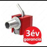 BURNIT Pell 40 kW pellet égőfej emelt levegő nyomású tisztítással - pellet tartály nélkül