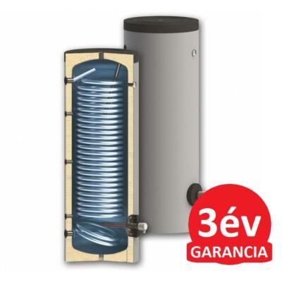 SUNSYSTEM SWP NL 500 indirekt használati meleg víz tartály hőszivattyúhoz (500 liter) - 1 hőcserélővel