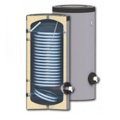 SUNSYSTEM  SWP N 300 indirekt használati meleg víz tartály hőszivattyúhoz (150 liter) - 1 hőcserélővel