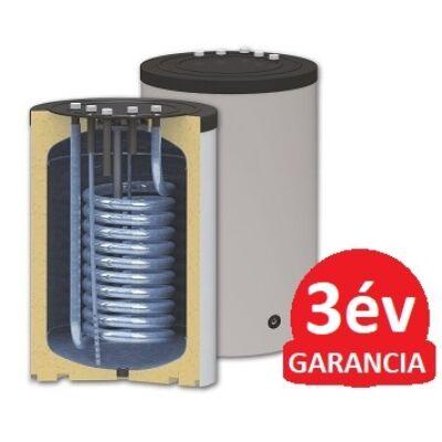 SUNSYSTEM SWUP EXT 120 felső bekötésű indirekt használati meleg víz tartály (120 liter) - 1 hőcserélővel