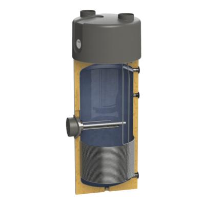 Sunsystem TDA E 200 literes hőszivattyús meleg víz tartály (A+)