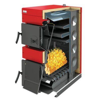 BURNIT WBS 30 kazántest pellet kazánhoz (30 kW)