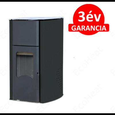 FALCON COMODO CENTRAL P25 vízteres pellet kályha (Szürke)