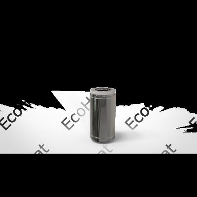 INOXTERM – PELETERM 130/180 mm szigetelt kémény