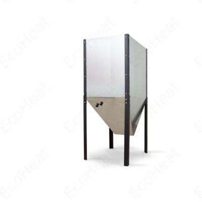 Centrometal CPSP-H burkolatlan pellet tartály (370 liter)