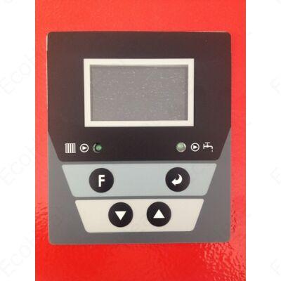 Burnit Pell BIO pellet égőfej kezelő panel