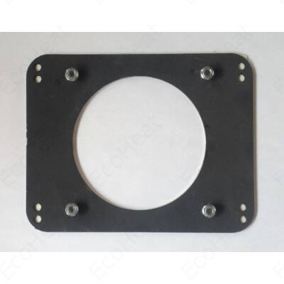 BURNIT Pell 40-90 kW pellet égőfej közdarab