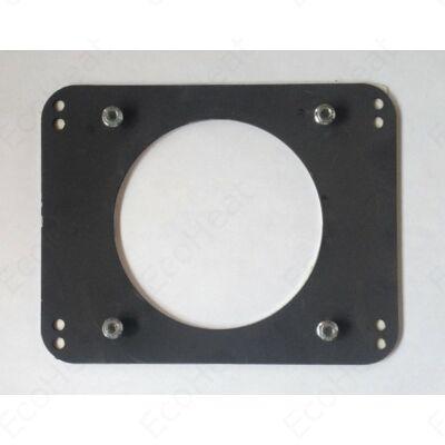 BURNIT pellet égőfej rögzítő közdarab (Pell Eco 20-55 / Pell 40)