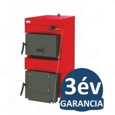 BURNIT WBS 30 kW vegyes tüzelésű kazán